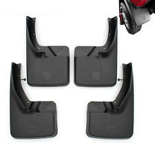 Molded Splash Guard Mud Flaps For Dodge Ram 2009 2010 2011-2017 1500 2500 3500