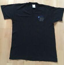 VW Volkswagen schwarzes Herren   T-Shirt