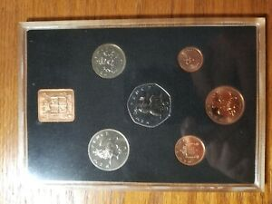 1978 Great Britain and Northern Ireland   Proof 6 Coin Set