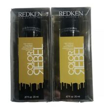 2 Lot Redken Color Rebel Temporary Hair Color Gilty As Charged Gold Blond Unisex