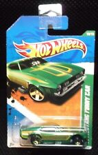 Hot Wheels 2011 Treasure Hunt -  60/244 '71 Mustang Funny Car