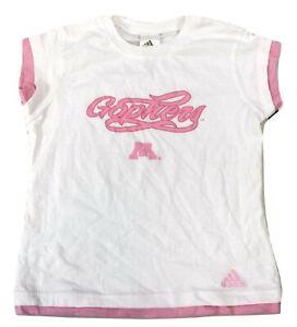 adidas Youth Girls Minnesota Golden Gophers Shirt New M(10-12), L(14)