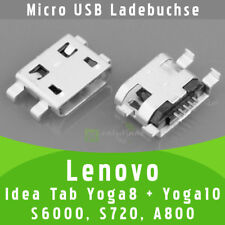 ✅ Lenovo IdeaTab Yoga 8 Yoga 10 S6000 S720 A800 Ladebuchse Micro USB Strombuchse