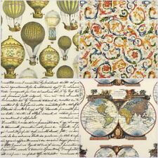 4x Paper Napkins for Decoupage Craft and Party - Tassotti Mix
