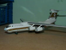 PCM 1:200 RESIN ILYUSHIN IL-76 - LIBYAN ARAB AIRLINES