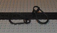 Zaumzeug Zügel 93087 schwarz kompatibel zu Lego Sets 3186 41126 41367 3185 etc