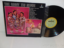 THE GINNY TIU REVUE s/t self-titled LP Monument MLP 8030 mono vinal album