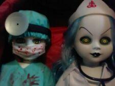 Living Dead Dolls exclusive Dr. Dedwin and Nurse Necro