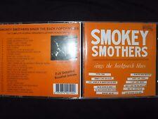 CD SMOKEY SMOTHERS / SINGS THE BACKPORCH BLUES / RARE BONUS TRACKS /