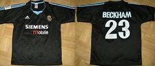 "MCF Real Madrid BECKHAM 23 Adidas shirt size 38"", L"