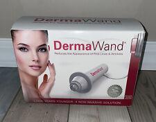 Derma Wand Facial Toning Kit DermaWand Wrinkle Reducer NEW