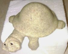 """New 2001 Adorable Retired Set of 2 Quarry Critters """"Trigger"""" Turtles Cute *Wow*"""
