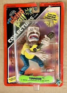 1986 Weird Ball TENNESSEE Wacky COLLECTUMS Figure Mel Appel Toy Country Music