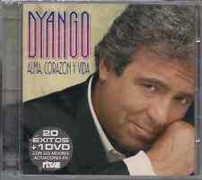 balada 70s 80s CD & DVD DYANGO querer y perder NOSTALGIA corazon magico LA RADIO
