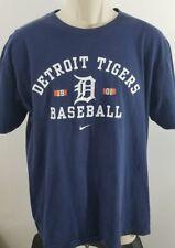 Detroit Tigers baseball Nike t-shirt loose fit size medium 522