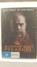 Machine Gun Preacher [ DVD ] NEW & SEALED, Region 4,FREE Next Day Post from NSW