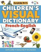 Children's Visual Dictionary: French-English (Paperback or Softback)