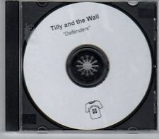 (DY926) Tilly & The Wall, Defenders - 2012 DJ CD