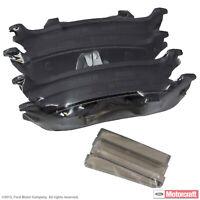 Disc Brake Pad Set-Pads - Standard Premium Rear MOTORCRAFT BRF-1428