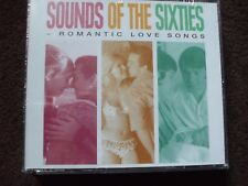 Readers Digest Sounds Of The Sixties Romantic Love Songs.3 CD's.BRAND NEW SEALED