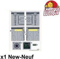 Lego - 1x Sticker Autocollant Star Wars 75136 Droid Escape Pod NEUF