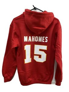 Patrick Mahomes Kansas City Chiefs Custom Hoodie Adult Youth Sizes