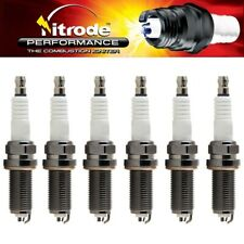 6 pcs NGK V-Power Spark Plugs for 2006-2008 Infiniti M35 3.5L V6 Engine kq