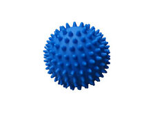 4 x SPIKED MASSAGE BALL - LARGE 90MM - hand squeeze excercise wrist stress grip