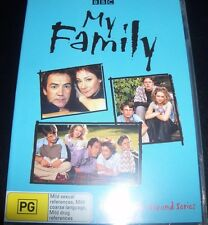 My Family The Complete Second Series BBC DVD (Australia Reg 4) DVD - Like New