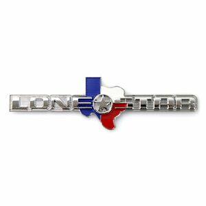 Texas LONE STAR EDITION Emblem - Fits All Dodge RAM Truck Gate 1500 2500 3500