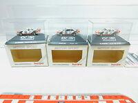 AV153-0,5# 3x Herpa H0 Motorsport-PKW Audi V8: 3535+3539+3540, NEUW+OVP