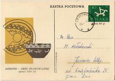Poland Cp 169b Kruszwica - Janowiec Wlkp. (2)