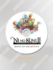 NEW Ni No Kuni II 2 Revenant Kingdom [Collector's Edition] - Music CD Collection