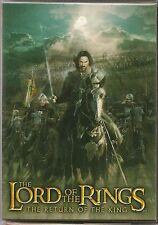 El Señor de los Anillos Rotk Retorno Del Rey Cartas Coleccionables Base Set 1-90