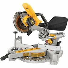DEWALT 20V Max Cordless Miter Saw BareTool Compact Circular Adjustable Stainless