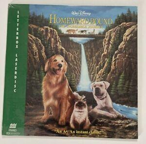 Homeward Bound The Incredible Journey - Disney Laserdisc VG++ Free Shipping