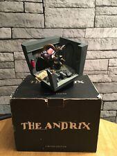 "Limited Edition The Turds Figurine ""The Andrix"" The Matrix - in Box"