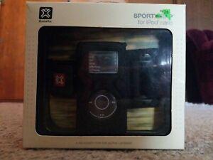 XtremeMac Sportwrap For Ipod Nano Black New In Box
