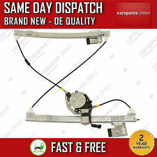 SEAT CORDOBA 1993>02 FRONT LEFT SIDE ELECTRIC WINDOW REGULATOR WITH 2 PIN MOTOR