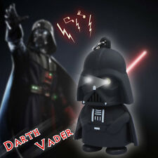 Keyring Star Wars Darth Vader Figurine LED Light Up With Sound Key Chain