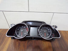 Audi A5 8T 8R Instrument Cluster 8T0920981J Petrol Combiinstrument USA