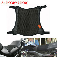 Motorcycle Cushion Seat Cover Mesh Anti-slip Heat Insulation Sleeve for Summer L