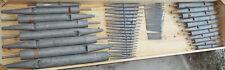 "Pipe Organ Kilgen Linen Lead 4' Chimney Flute 73 pipes 1955, ca. 5-1/2"" Wp Sc 58"