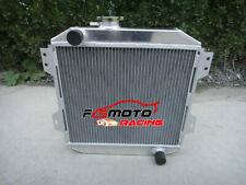 42MM aluminum radiator FOR Ford Capri/Escort Kent I4 Essex V4 MK1/2/3 1.3/1.6/2L