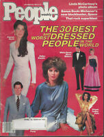 BEST & WORST DRESSED People 1982 BROOKE SHIELDS Sophia Loren PRINCESS DIANA