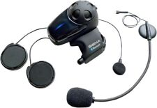 Sena SMH10 Bluetooth Headset/Intercom w/ Universal Mic Kit SMH10-11