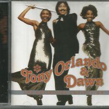 Tony Orlando & Dawn Definitive Collection - CD - Brand New!