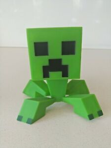 "Minecraft Creeper Vinyl 6"" Figure (New without Box)"