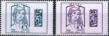 Y&T timbres Ciappa DATAMATRIX 20g Europe et Monde de 2015  NEUF ** avec gomme