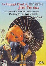 The Puppet Films of Jiri Trnka All Region DVD Brand NEW Sealed UK R2